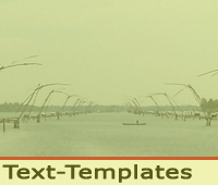 Text-Templates